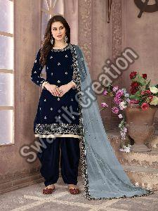 Twisha Vol 18 Semi Stitched Suit