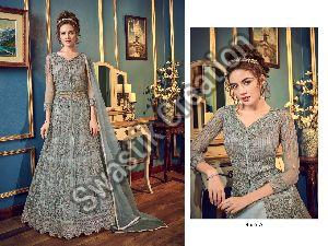 Vipul 4557 Semi Stitched Suit