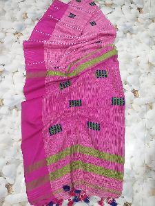 Khadi Handloom Cotton Sarees