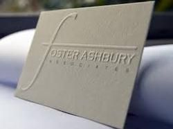 Embossed Business Card Printing Services