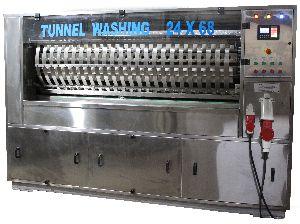 Automatic Tunnel Type Bottle Washing Machine
