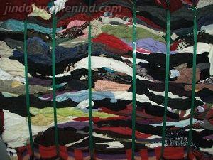 Woolen Synthetic Rags