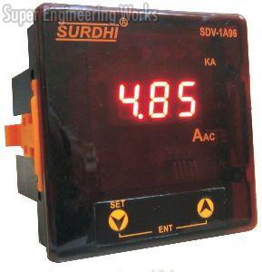 Single Phase Digital Ammeter