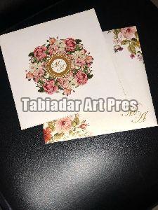 Premium Wedding Card