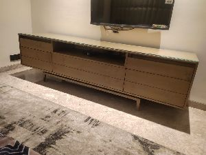 Wooden LCD Console Table