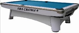 SBA Crown Plus Tournament Model  Pool Table