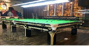Sharma S-1 Exclusive Snooker & Billiard Table