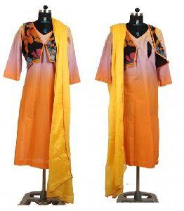 Indian Style Kurti with Jacket