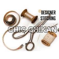 Customized Suit Stitching