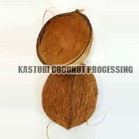 Coconut Shell Halves