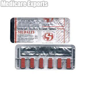 Sildalist Tablets