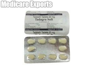 Tadagra Soft Chewable Tablets