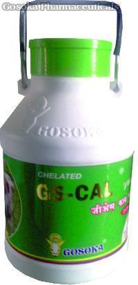 Gs-Cal Plus Liquid