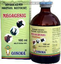 Megagesic Injection