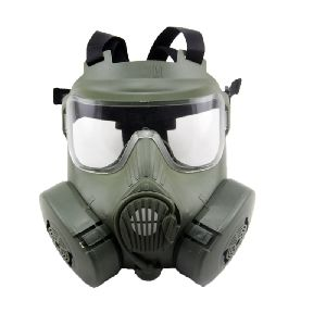 Gas Face Mask