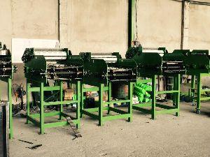 2 Head Automatic Cashew Cutting Machine
