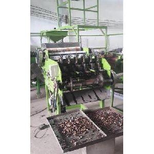 4 Head Automatic Cashew Cutting Machine