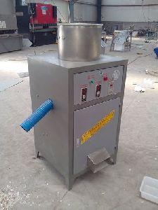 Semi Automatic 1.7 kW Dry Garlic Peeling Machine