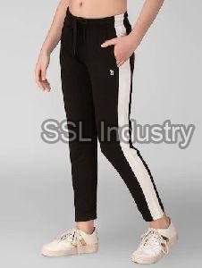 Ladies Sports Track Pants