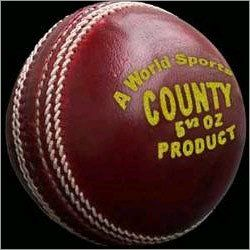 County Leather Cricket Ball