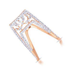 Alyssa Diamond Ring