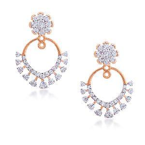 Casual Diamond Earrings