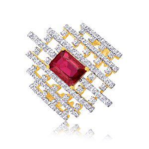Cocktail Diamond Rings