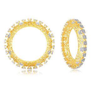 Esmarelda Diamond Bangles