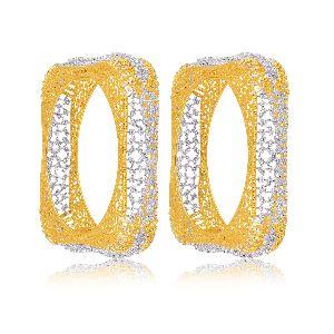 Exquisite Diamond Bangles