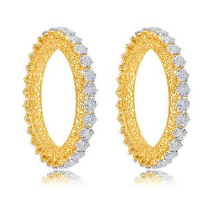Fashion Diamond Bangles