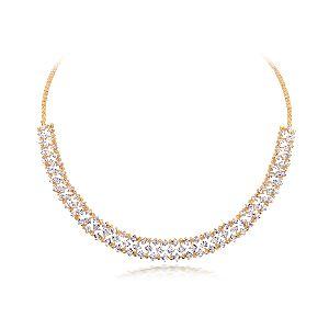Light Diamond Necklace
