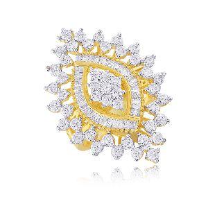 Mouli Diamond Ring