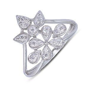 Naomi Diamond Ring