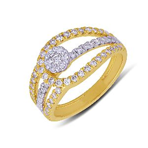 Pressure Diamond Rings