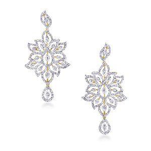 Saha Diamond Earrings
