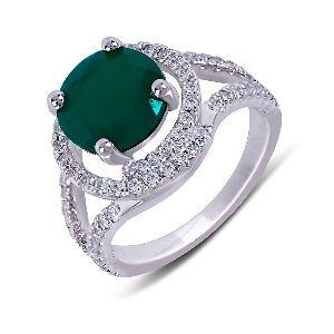 Tiya Vibrant Diamond Ring