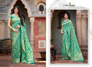 Banarasi Satin Silk Saree