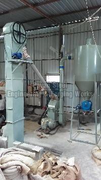 Makka Chunni Plant with Blower & Air Valve