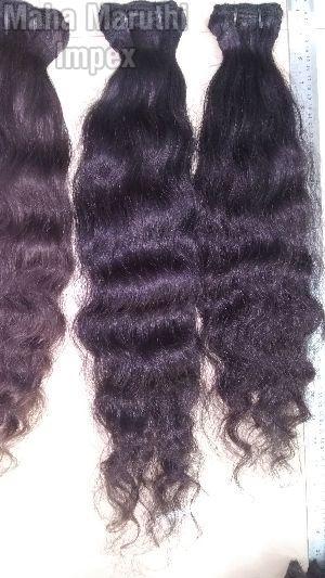 100 % Raw Natural Human Hair