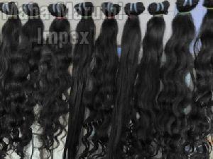 Raw unprocessed Deep Wavy Hair
