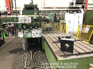 BED MILLING MACHINE, MECOF - CS 10