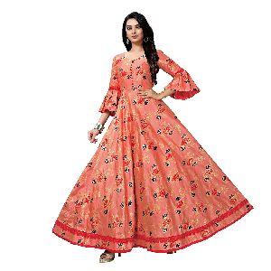 Sachin Flower Gown
