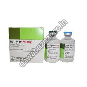 Actilyse 50mg Injection