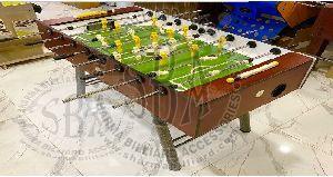 SBA Glass on Top  Soccer Foosball Table