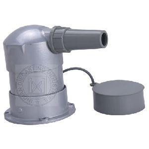30 Amp 3 Pole Metal Clad Plug Socket
