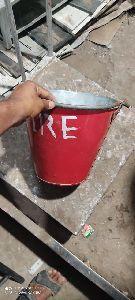 Fire Water & Sand Bucket
