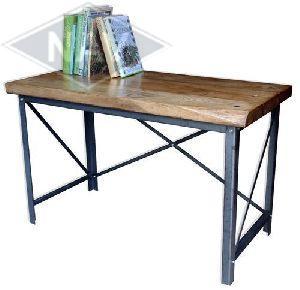 Mild Steel T Type Table