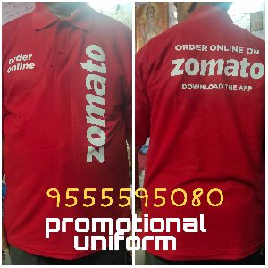 Promotional Zomato T Shirts