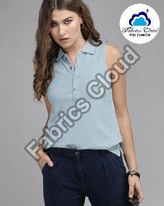 Womens Plain T-Shirts