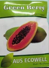 Green Berry Papaya Seeds